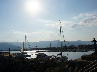 Mari-Rena Plaz - Paralio Astros - port
