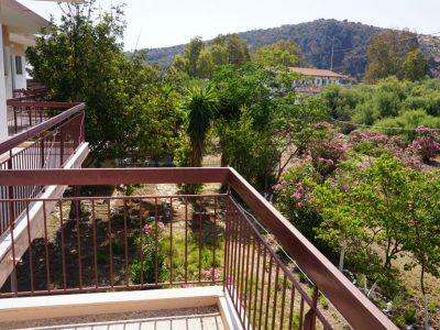 Mari-Rena Plaz - Paralio Astros - garden view