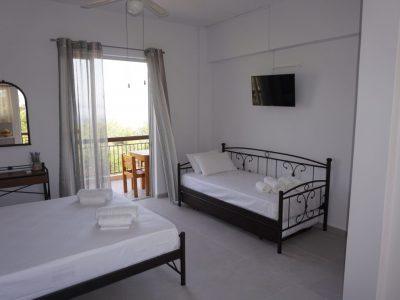 Mari-Rena Plaz - Paralio Astros - rooms